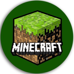 Minecraft logo download