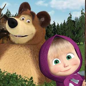 Masa a Medved rozpravky