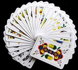 Mariáš kartove hry hrát
