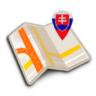 OFFINE MAPA SLOVENSKO (mobilná app)