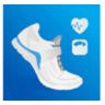 PACER PEDOMETER: WALKING, RUNNING, STEP CHALLENGES (mobilná app)