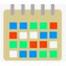 ZMENOVÝ KALENDÁR (mobil app)