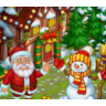 FARM SNOW: Happy Christmas Story With Toys & Santa (mobil hra)