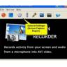 FREE SCREEN RECORDER (záznam obrazovky)
