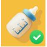 ZÁZNAMNÍK DOJČENIA DETÍ - DENNÍK KŔMENIA (mobil app)